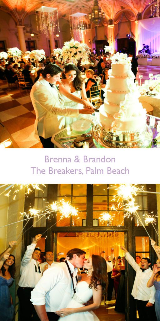 Posh Parties: Brenna & Brandon