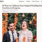 Brides postponement March 2020